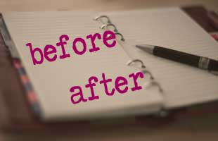 before afterのイメージ